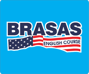 BRASAS ENGLISH COURSE Logo Vector