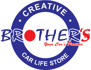 BROTHERS Car Store Logo Vector