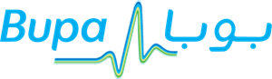 BUPA Middle East Logo Vector