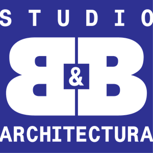 B&B Studio Architecture Logo Vector