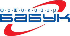 Babuk Copy Center Logo Vector