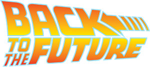 Back to the Future Logo Vector