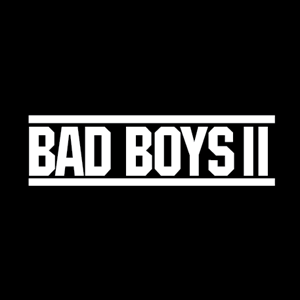 Bad Boys 2 Logo Vector