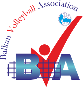 Balkan Volleyball Association Logo Vector