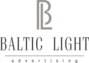Baltic Light Logo Vector