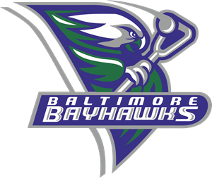 Baltimore Bayhawks Logo Vector