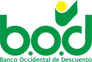 Banco Occidental de Descuento BOD 2008 Logo Vector
