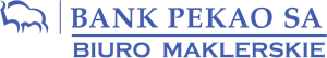 Bank Pekao S.A. Biuro Maklerskie Logo Vector