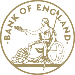 Bank of England Logo Vector