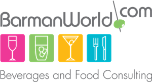Barman World Logo Vector