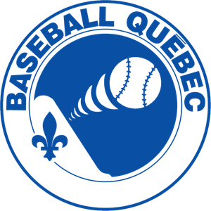 Baseball Quebec Logo Vector