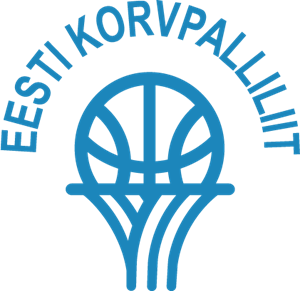 Basketball Federation of Estonia Logo Vector