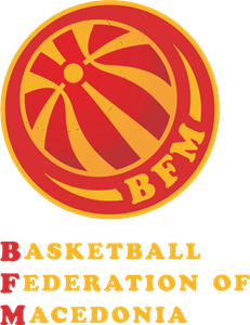 Basketball Federation of Macedonia Logo Vector