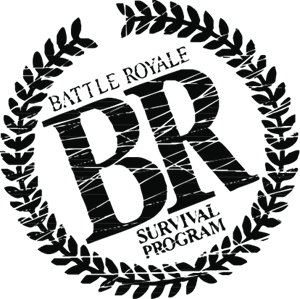Battle Royale Logo Vector