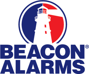 Beacon Alarms Logo Vector