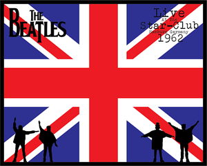 Beatles - Star Club Logo Vector