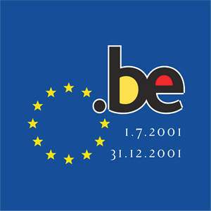 Belgian Presidency of the EU 2001 Logo Vector