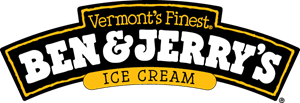 Ben & Jerry's Logo Vector
