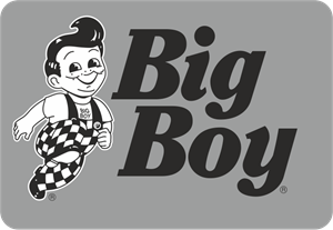 Big Boy Logo Vector