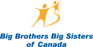 Big Brothers Big Sisters of Canada Logo Vector