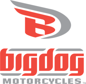 Big Dog Motorcycles Logo Vector