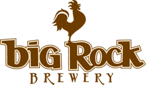 Big Rock Brewery Logo Vector