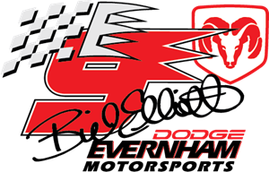 Bill Elliott Logo Vector