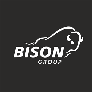 Bison Group Logo Vector