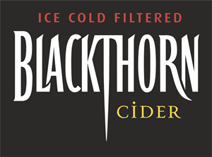 BlackThorn Cider Logo Vector