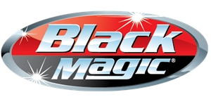 Black Magic Logo Vector