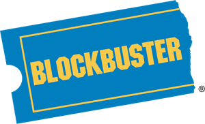 Blockbuster Logo Vector