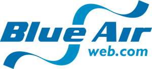 Blue Air Logo Vector
