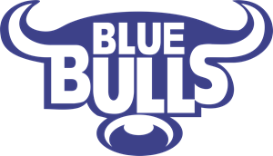 Blue Bulls Logo Vector