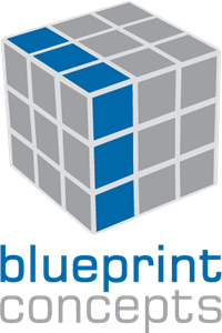Blueprint Concepts Logo Vector