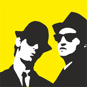 Blues Brothers Logo Vector