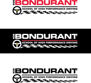 Bob Bondurant School of High Performance Driving Logo Vector