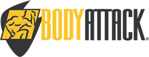 Body Attack Logo Vector