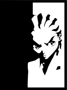Boondocks - Riley - Scarface Logo Vector