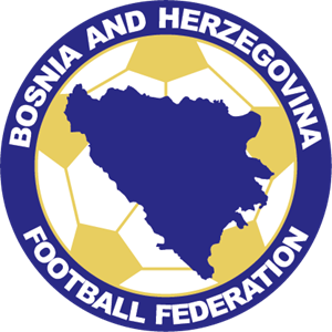 Bosnia and Herzegovina Football Federation Logo Vector