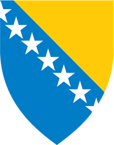 Bosnia and Herzegovina_amblem Logo Vector