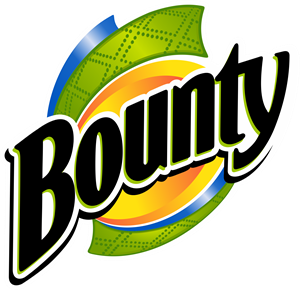 Bounty Quilted Logo Vector