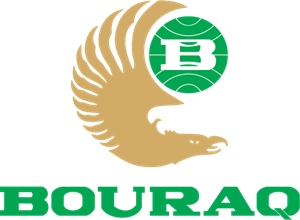 Bouraq Airlines Logo Vector