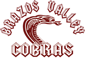 Brazos Valley Cobras Logo Vector