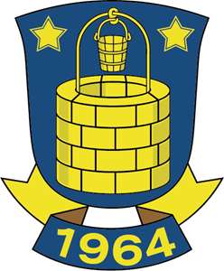 Brondby IF Logo Vector