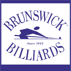 Brunswick Billiards Logo Vector