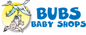 Bubs Baby Shop Logo Vector