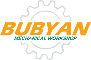 Bubyan Mechanical Workshop Logo Vector