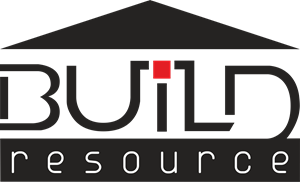 Build Resource Logo Vector