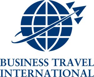 Business Travel International Logo Vector