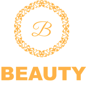 B Letter Beauty Company Logo Vector
